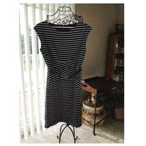 White House Black Market dress barely worn
